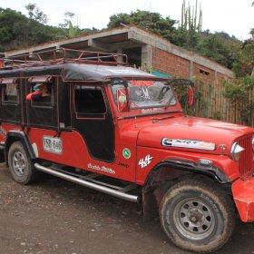 Taxi a tierradentro